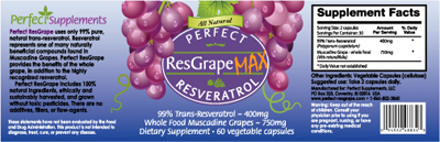 Resveratrol Dosage